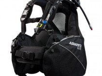 Aquatec Elite BCD. 1000 D. With Sub-Alert Inflator