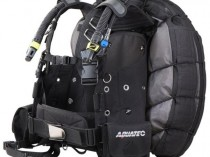 Aquatec Viking 1000 D. 2 Bladders Tech BCD with SUS Back Pack