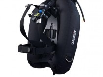 Aquatec X-Wing 2 Bladder BCD. With Sub-Alert Inflator